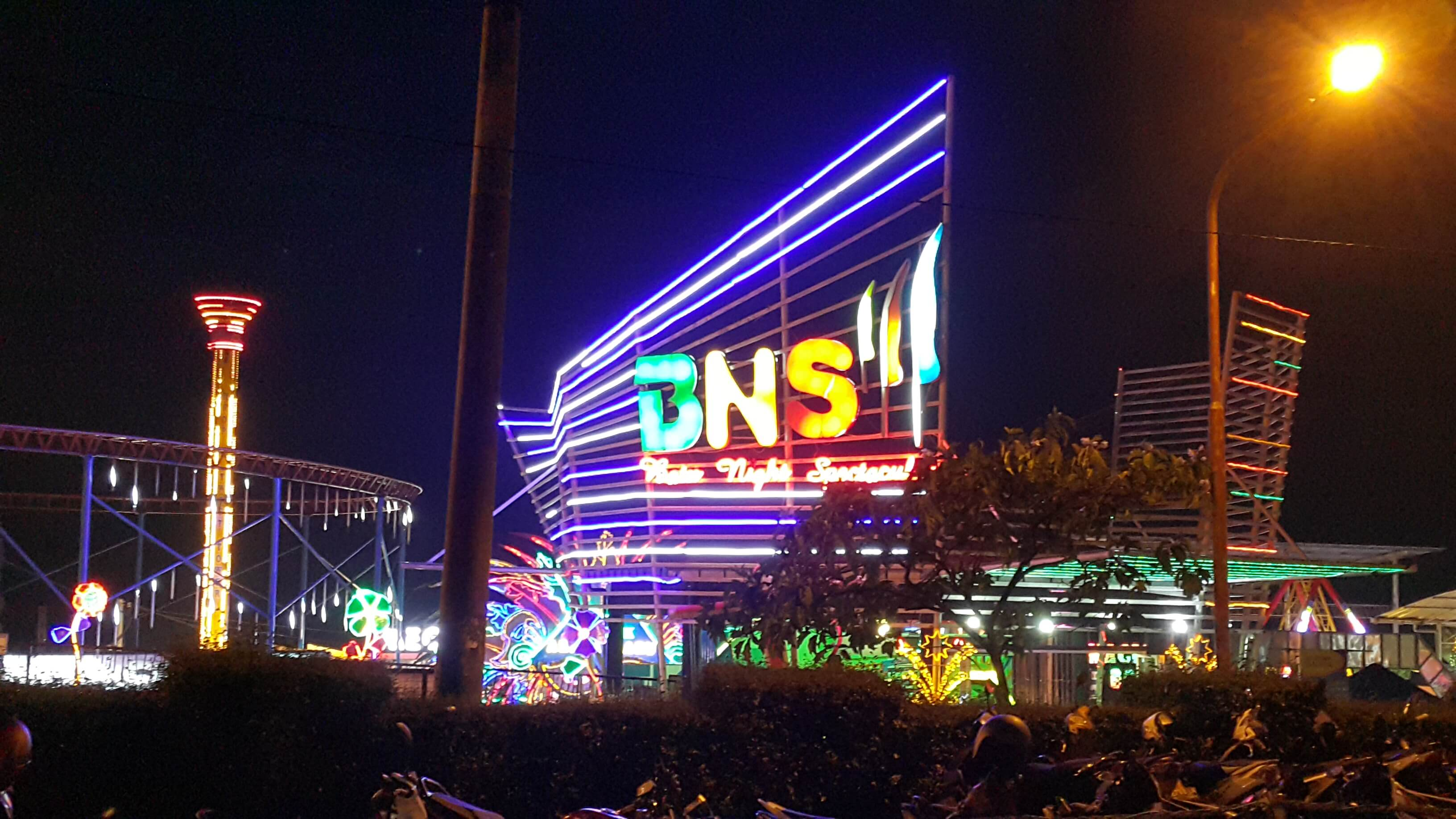 Indonesian theme park bns