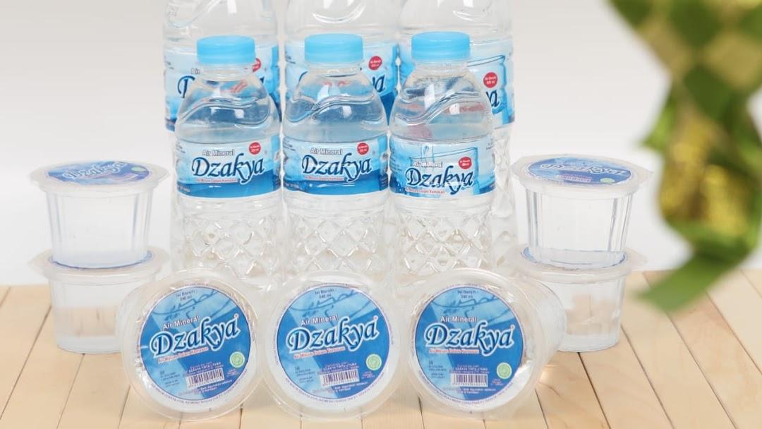 air mineral muslim dzakya